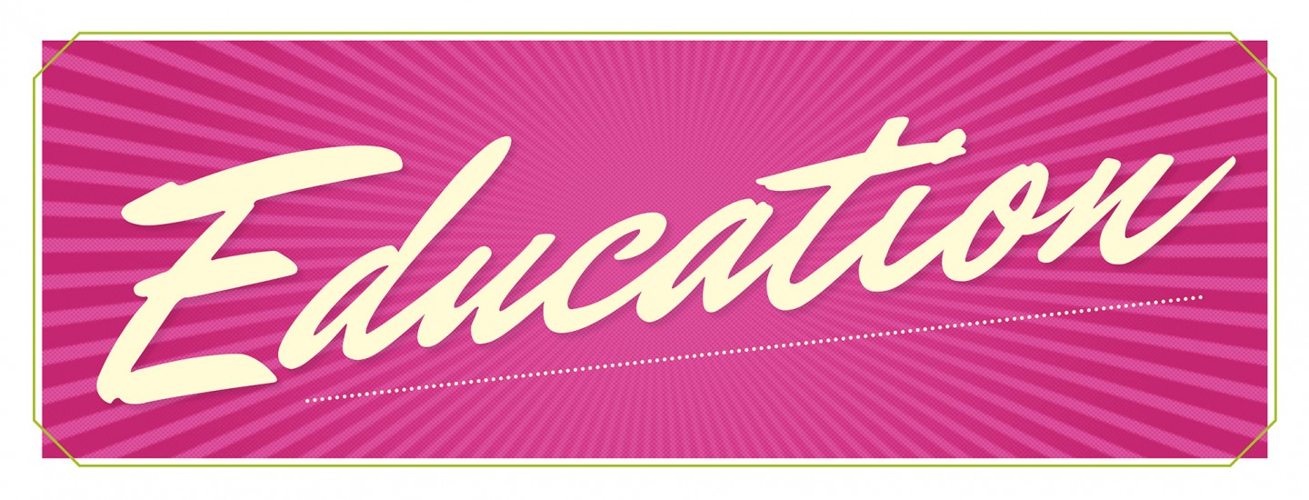 Education header