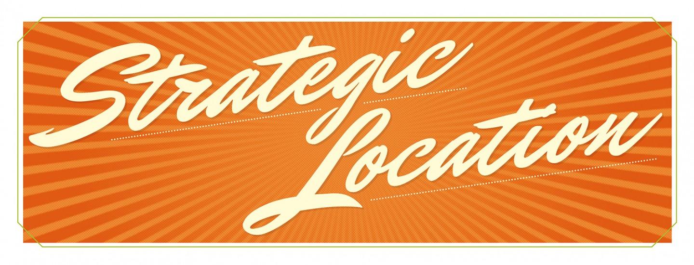Strategic Location Header