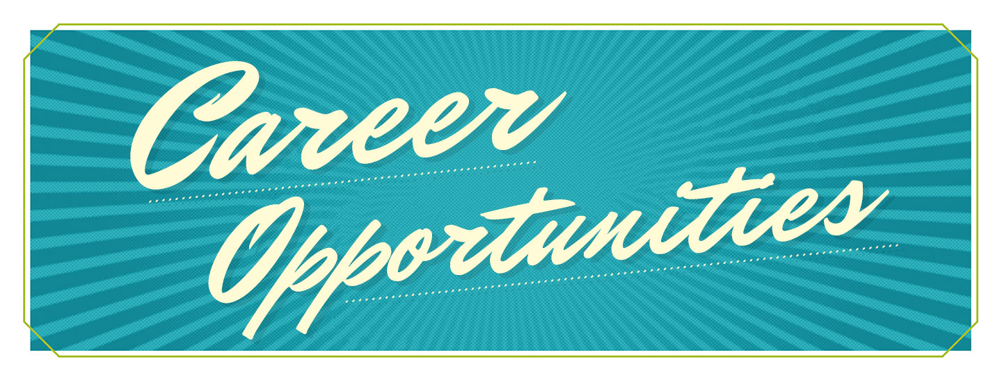 career opportunities header